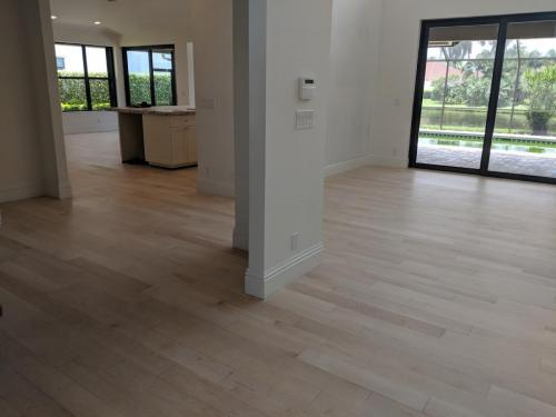 Stunning Harwood Flooring