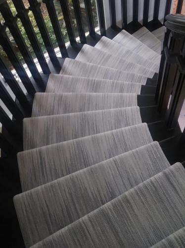 Stunning Carpet on Staircase