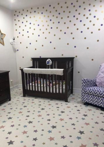 Matching Babies Room Carpeting