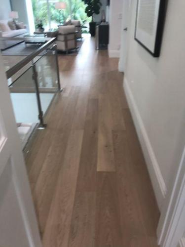 Brand New Wood Flooring