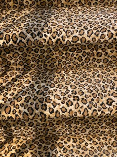 Leopard Print Staircase