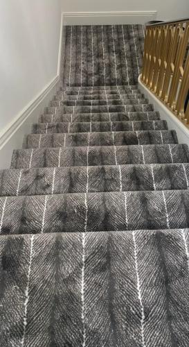 Custom New Stairs