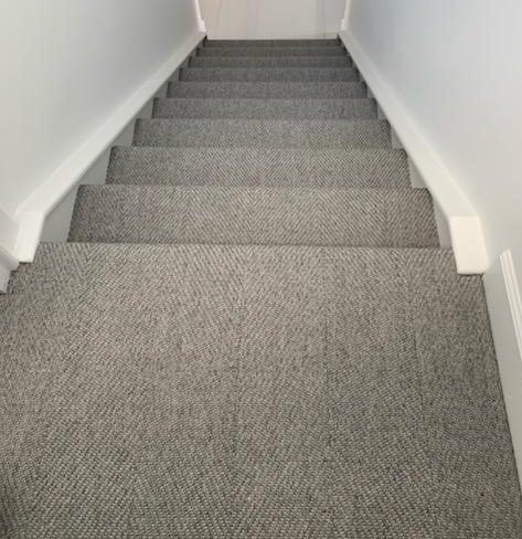 Neutral Tone Carpeting