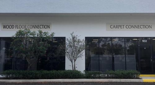 Storefront Carpet Connection