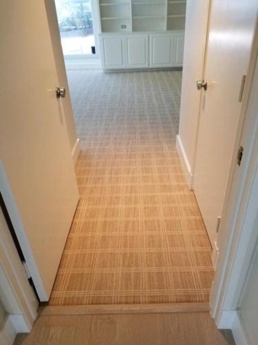 Gorgeous Bedroom Carpet Pattern