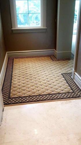 Bedroom Entrance Carpet