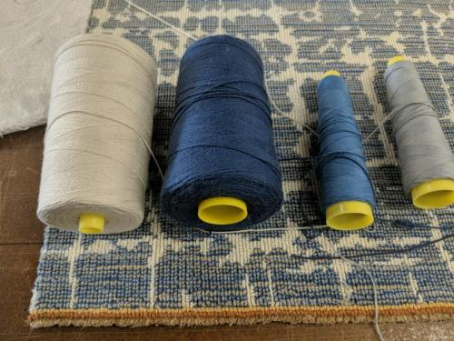 Binding for Area Rugs
